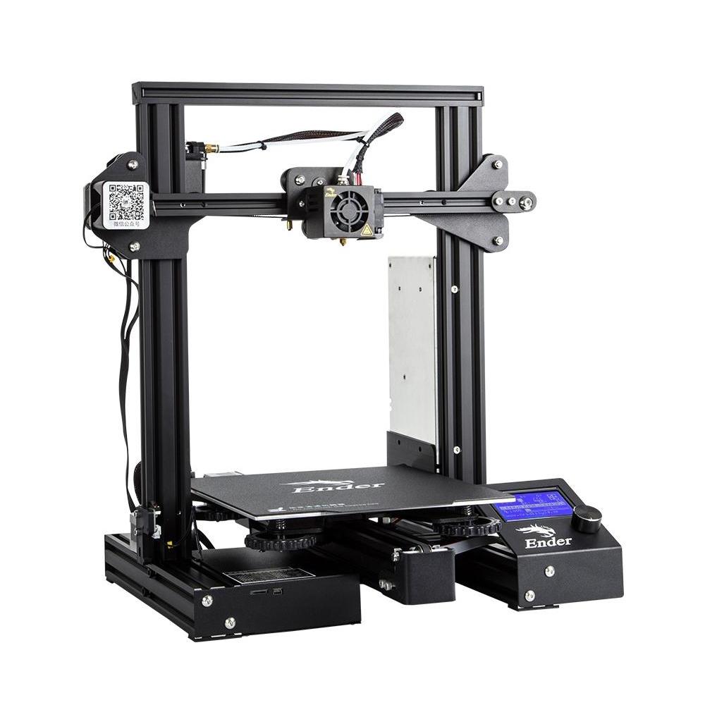 REAL CREALITY 3D Printer Ender 3 (C3DENDER3) (CRLC3DENDER3)