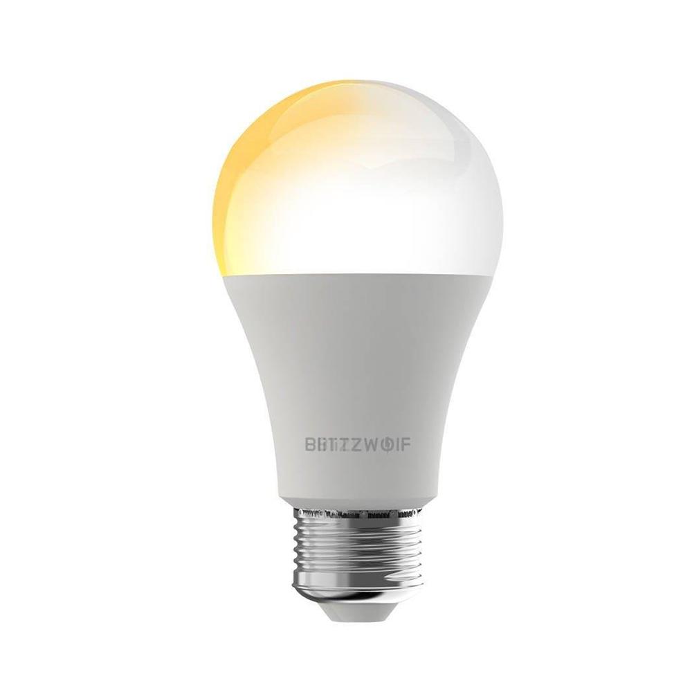 BlitzWolf E27 9W Ρυθμιζόμενο Λευκό Dimmable Smart (BW-LT29) (BLIBW-LT29)