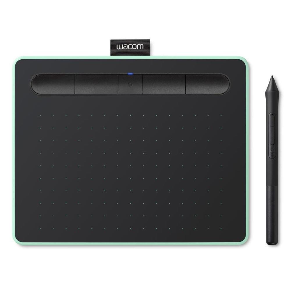 Wacom Intuos S Bluetooth Pistachio (CTL-4100WLE) (WACCTL-4100WLE)