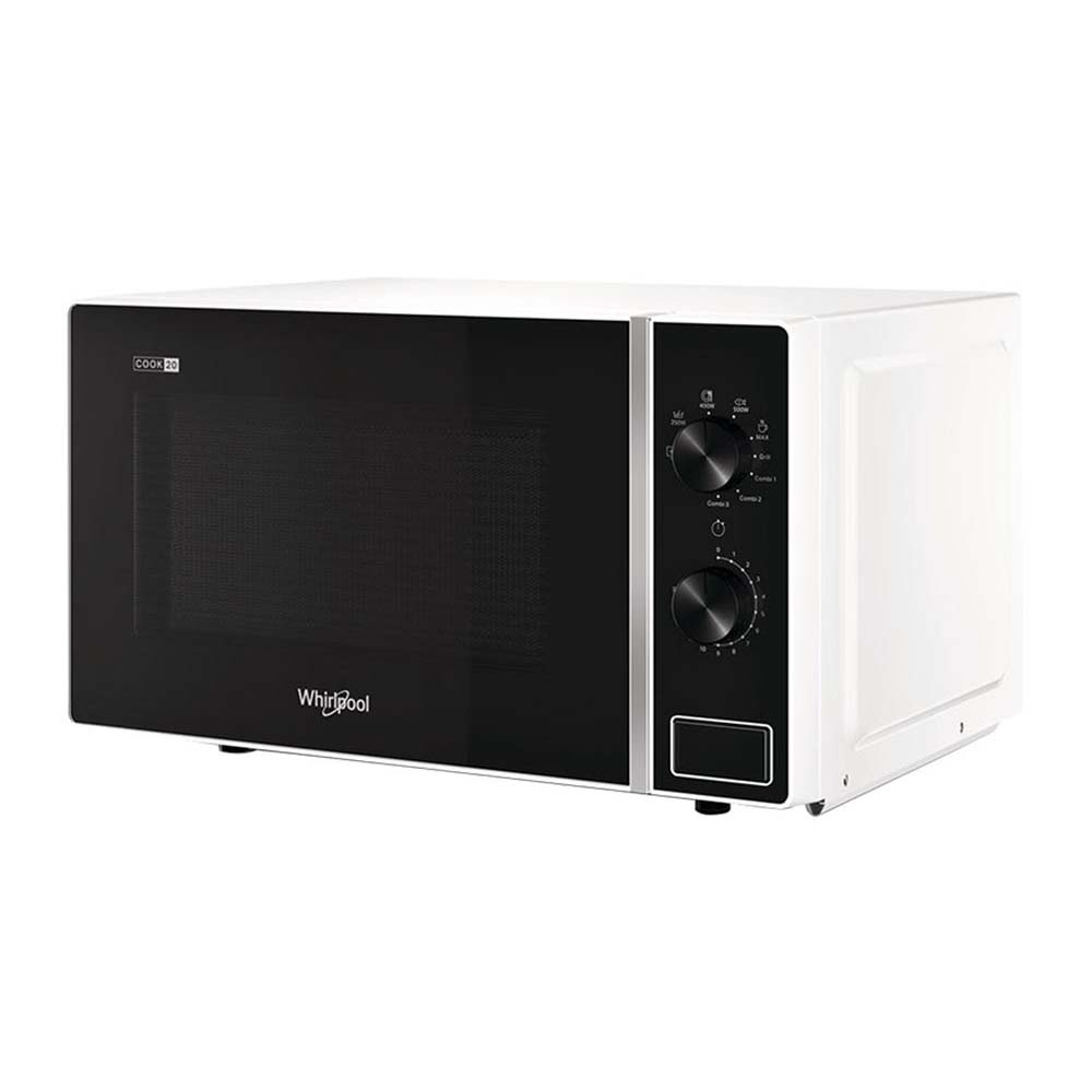 Whirlpool MWP 103 W microwave Countertop Grill microwave 20L 700W White