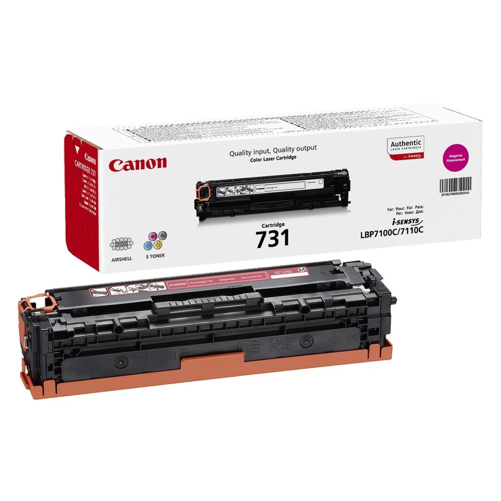 CANON LBP 7100CN/7110CW MAGENTA TONER NO.731 (6270B002) (CAN-731M)
