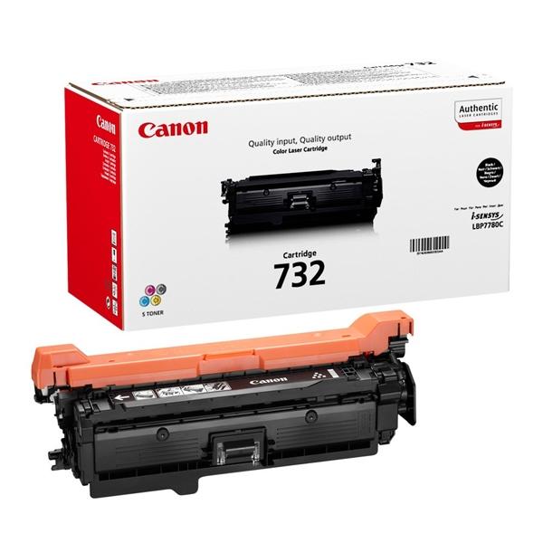 CANON LBP 7780CX CRTR-732 BLACK (6263B002) (CAN-732BK)