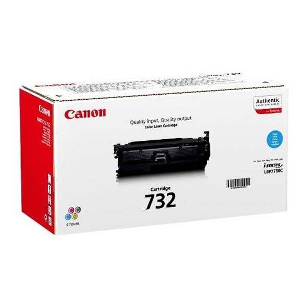 CANON LBP 7780CX CRTR-732 CYAN (6262B002) (CAN-732C)