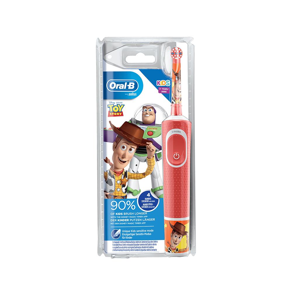 Ηλεκτρική Οδοντόβουρτσα Oral-B Toy Story Kids 3+ Years (TOYSTORY2) (BRATOYSTORY2)