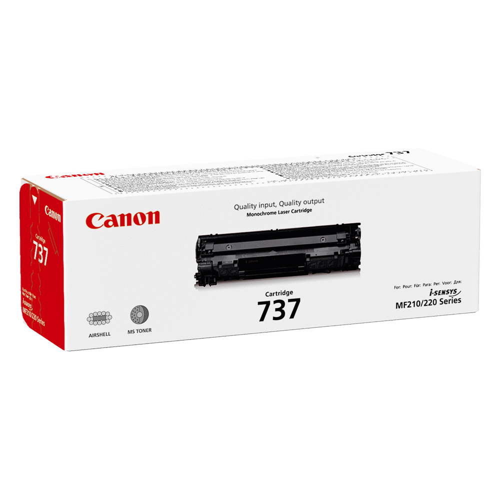 CANON MF 210/220 TNR CRTR-737 (2.4k) (9435B002) (CAN-737)