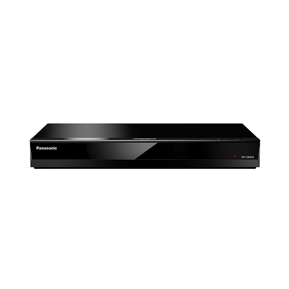 Panasonic DP-UB424 Black BluRay player (DP-UB424EGK) (PANDP-UB424EGK)