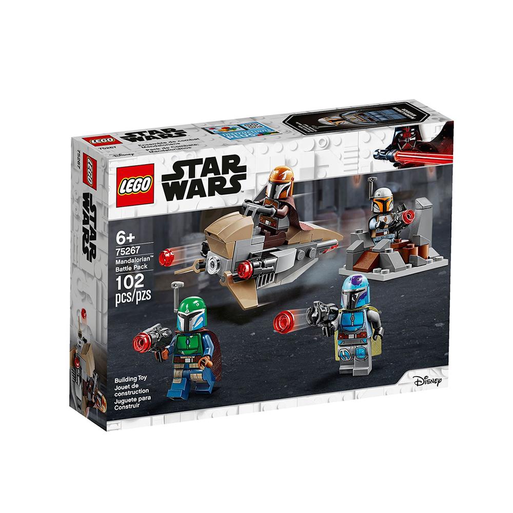 Lego Star Wars: Mandalorian Battle Pack (75267) (LGO75267)