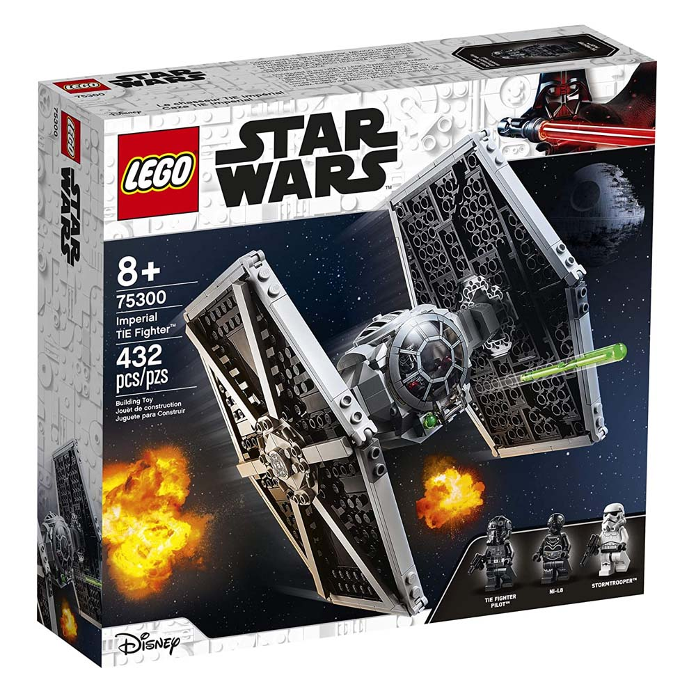 Lego Star Wars: Imperial Tie Fighter (75300) (LGO75300)