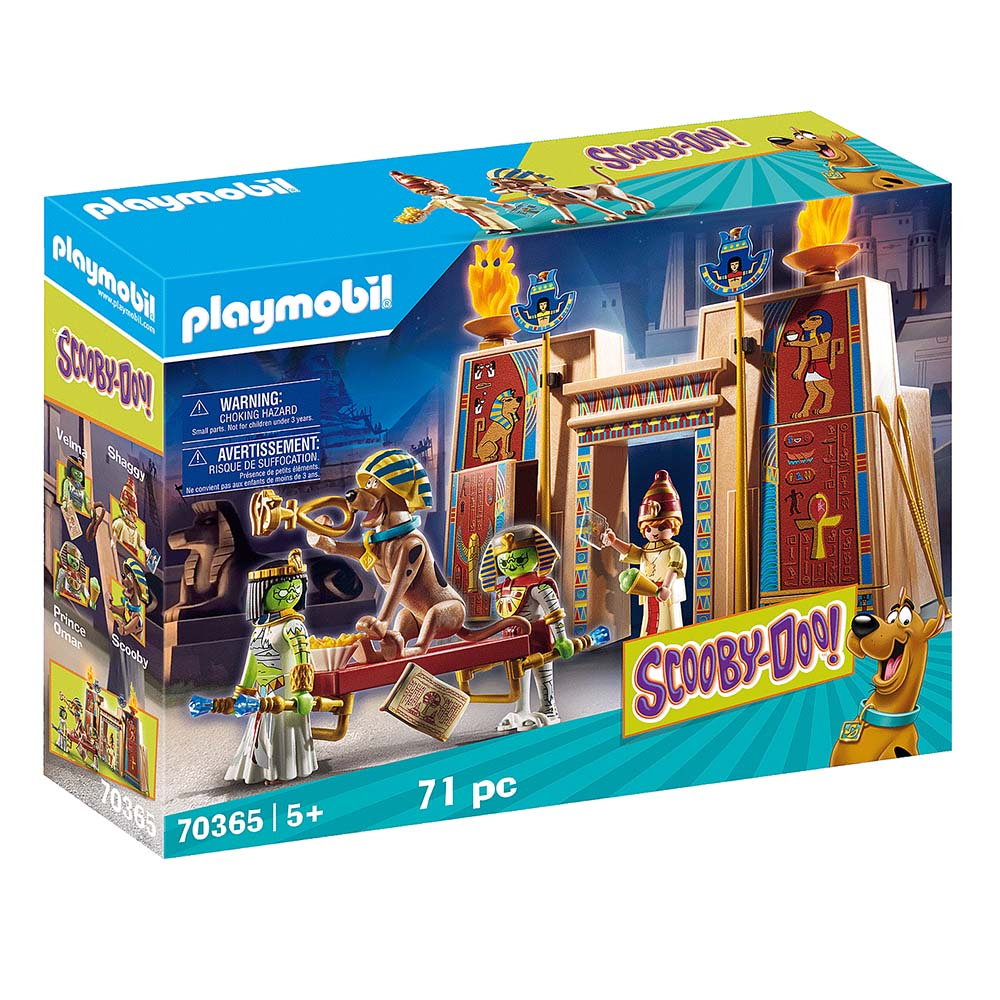 Playmobil Scooby-Doo: Adventure in Egypt (70365) (PLY70365)