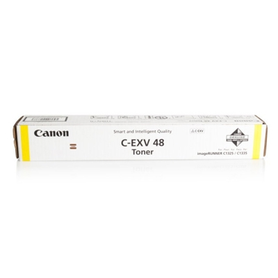 CANON IR C1325IF/1335IF/1335IFC TONER YELLOW C-EXV48 (9109B002) (CAN-T1325Y)