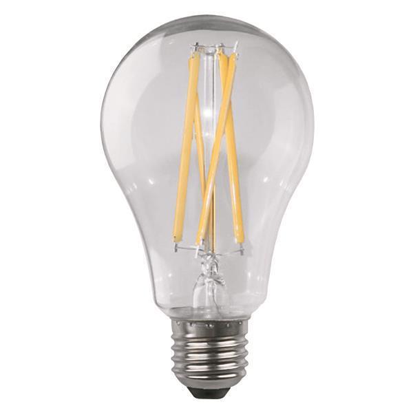 ΛΑΜΠΑ LED ΚΟΙΝΗ CROSSED FILAMENT 11W E27 6500K 220-240V CLEAR
