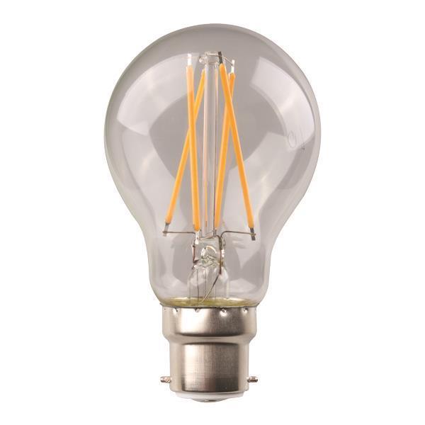 ΛΑΜΠΑ LED ΚΟΙΝΗ CROSSED FILAMENT 11W Β22 6500K 220-240V CLEAR