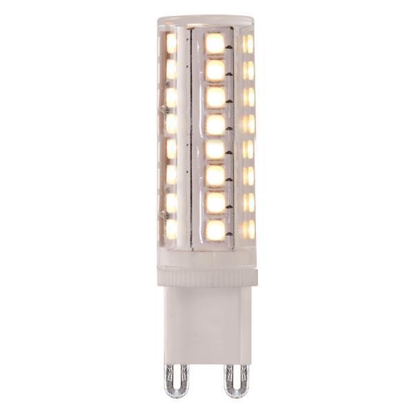 ΛΑΜΠΑ LED SMD 6W G9 4000K 220-240V 2τμχ S.BLISTER