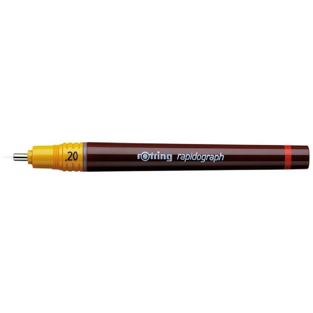 Ραπιδογράφος Rotring 0,20 mm 155020