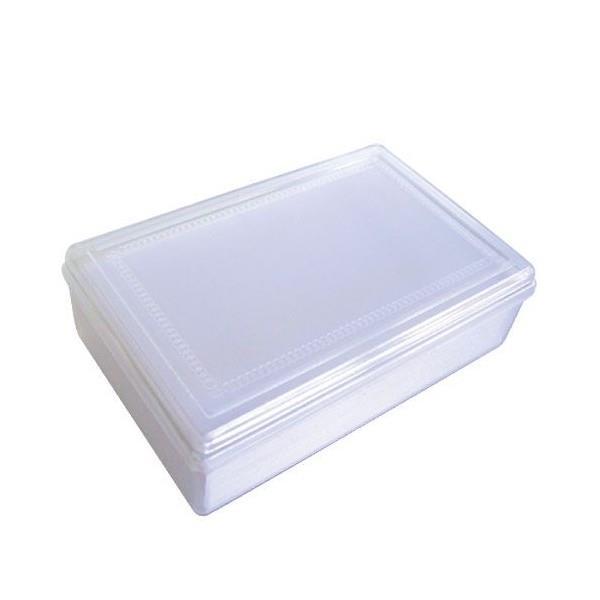 Επισκεπτήρια λευκά κουτί 100 τεμάχια