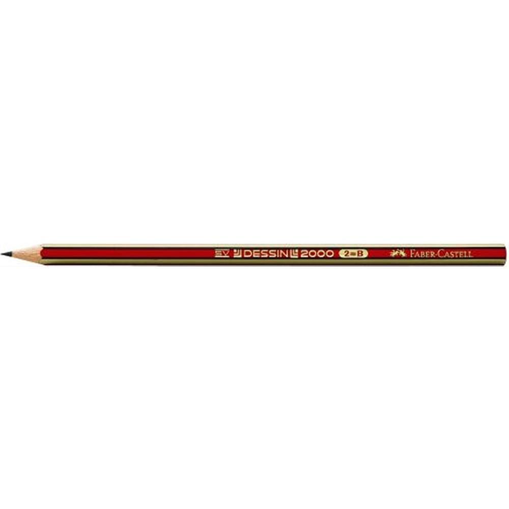 Μολύβι Faber Dessin 2000 Β