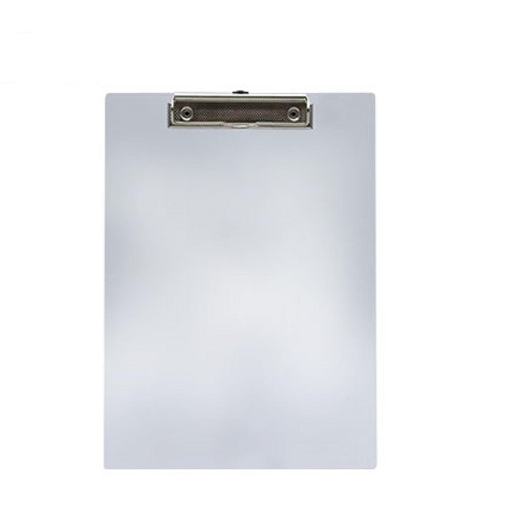 Ντοσιέ πιάστρα Α4 μονό διάφανο άχρωμο
