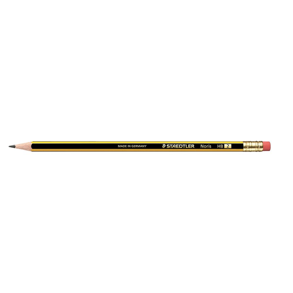 Μολύβι Staedtler Noris 122 με γόμα