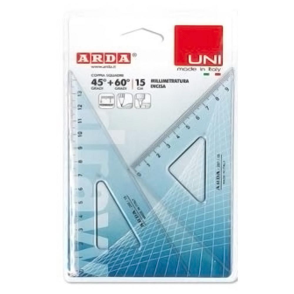 Τρίγωνα Arda 15 cm σετ 2 τεμάχια
