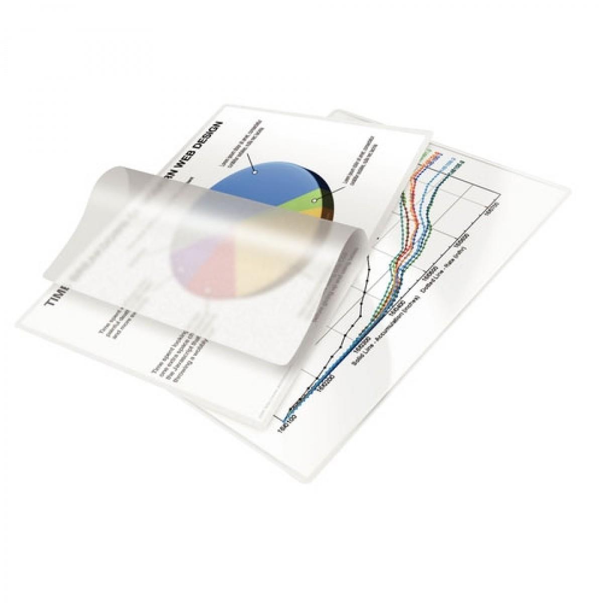 Πλαστικοποίηση Α4 αυτοκόλλητη