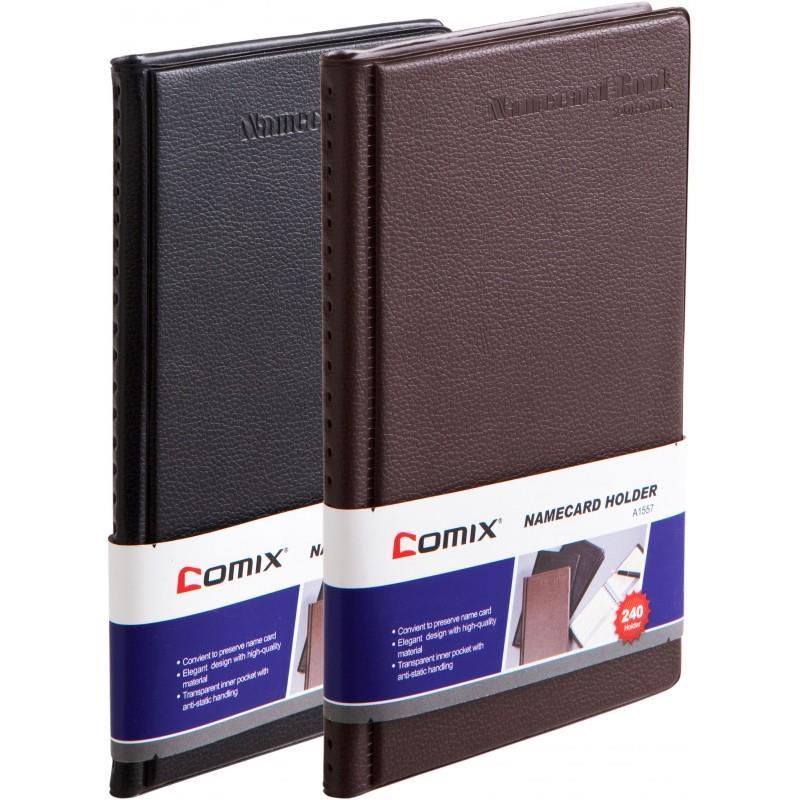 Καρτοθήκη Comix 180 καρτών