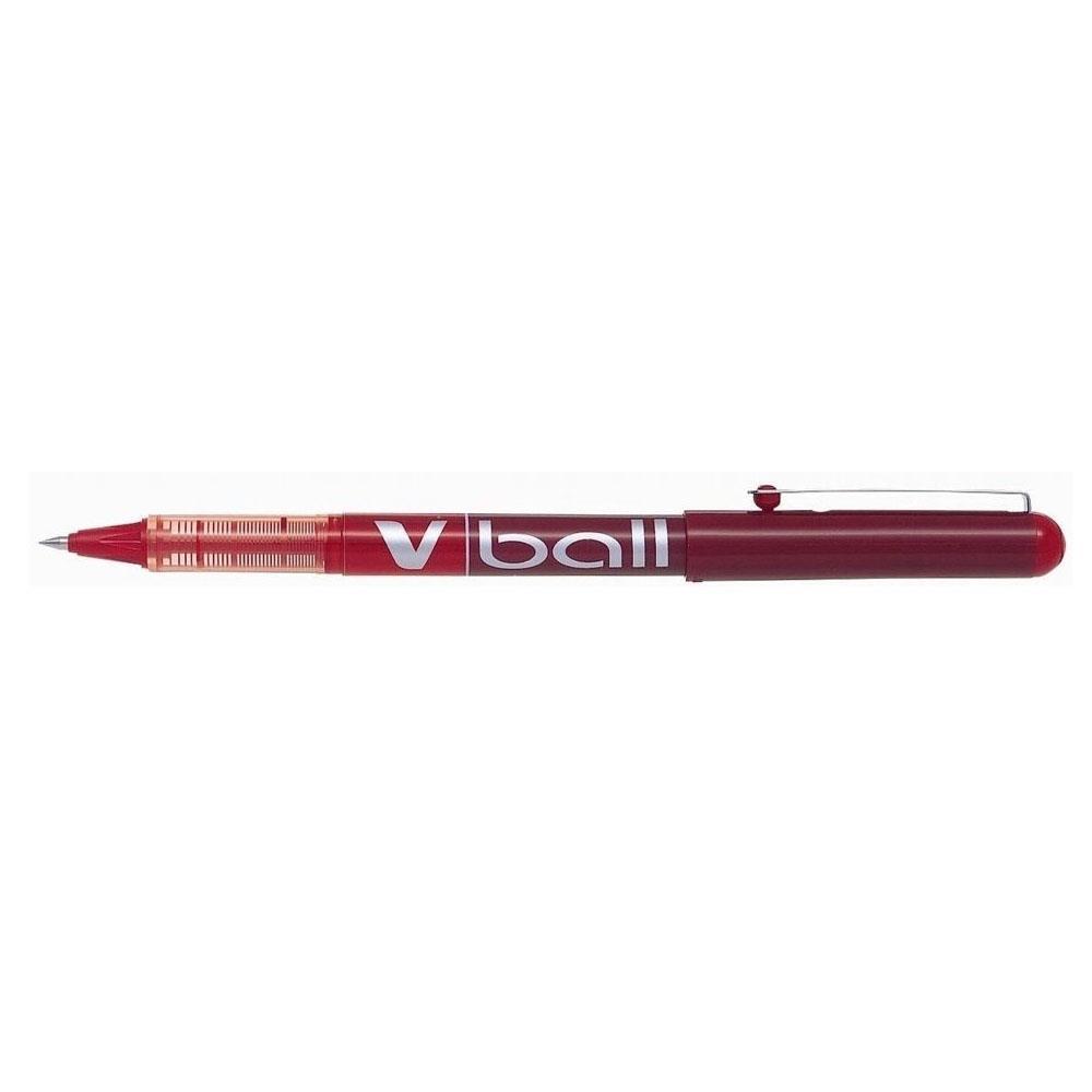 Μαρκαδοράκι Pilot Vball 07 κόκκινο
