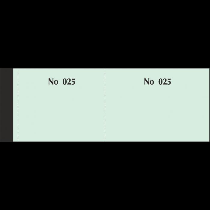 Λαχνοί μπλοκάκι 1-100 πράσινοι