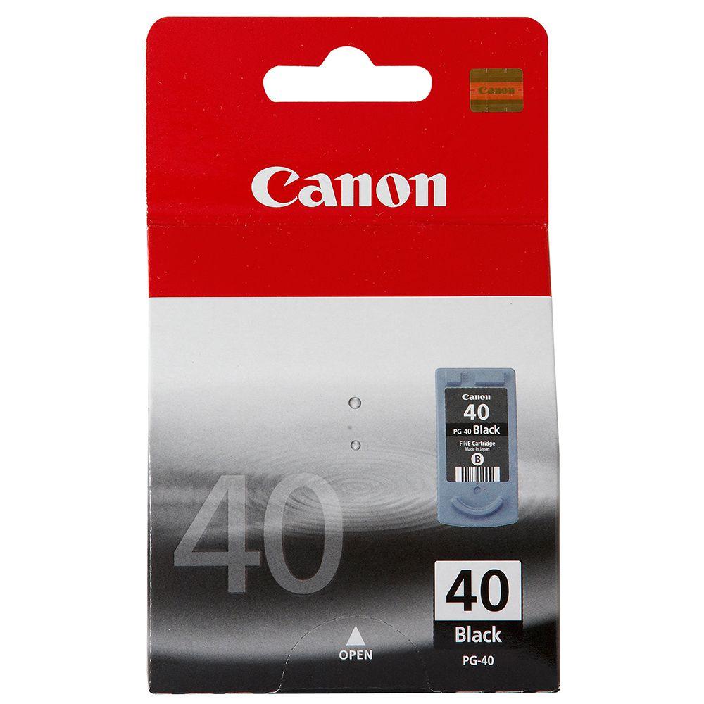 Μελάνι Canon PG-40 black