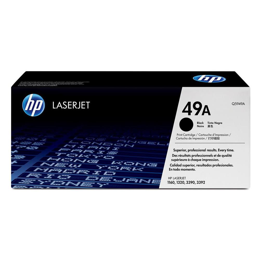 Toner Laser Hp 5949A black