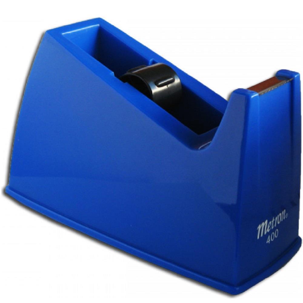 Βάση για σελοτέιπ Metron 400 μπλε