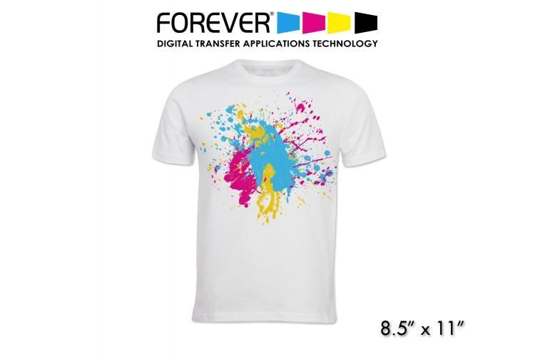Σιδερότυπο Α4 inject για άσπρα Forever