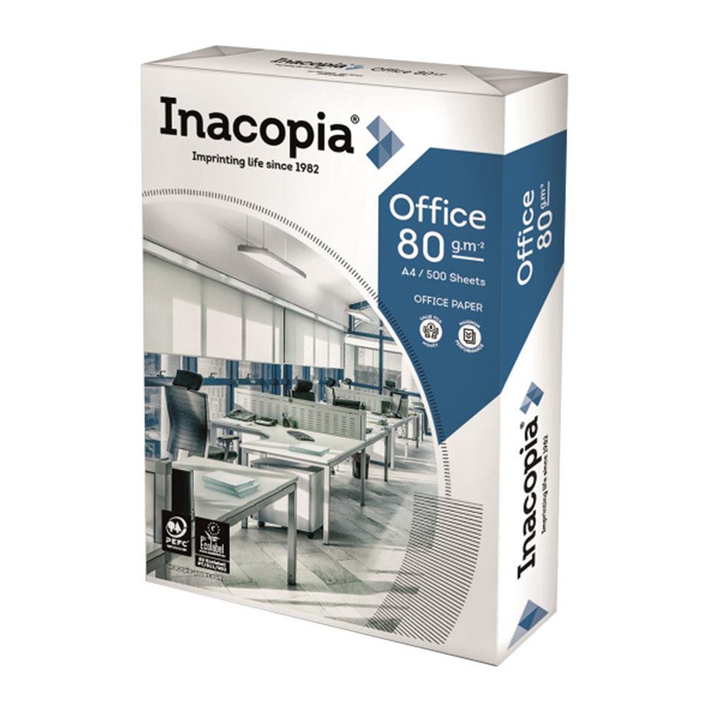 Χαρτί Α4 Inacopia 80gr 500φ λευκό