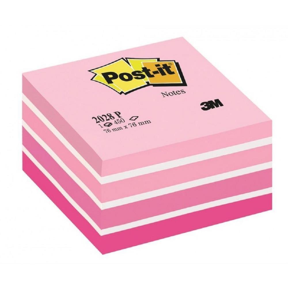 Χαρτάκια Post-it 3M 76x76 450Φ 2028-P