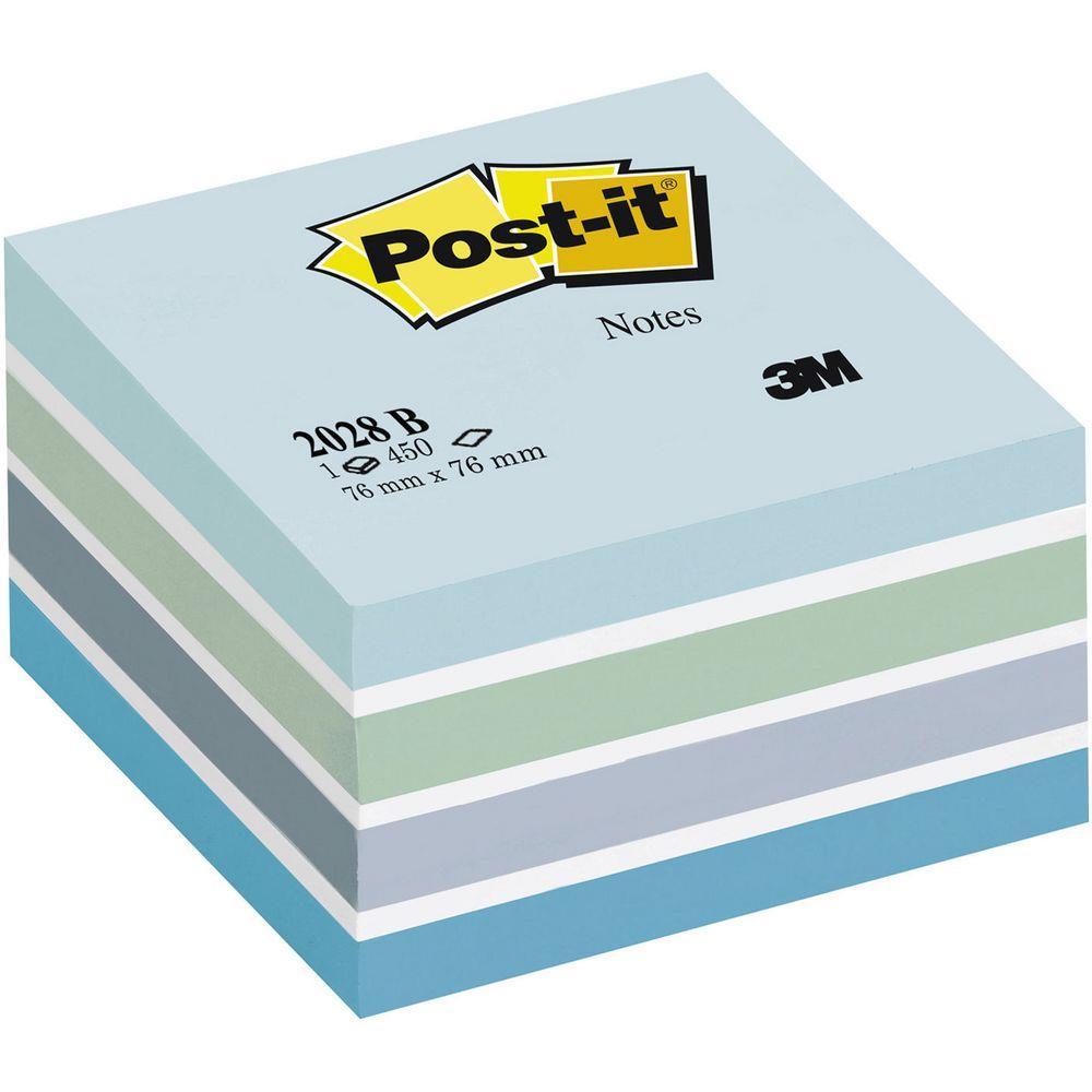 Χαρτάκια Post-it 3M 76x76 450Φ 2028-B