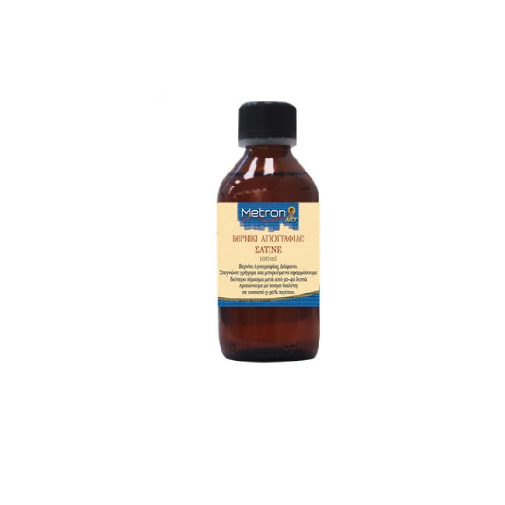 Βερνίκι αγιογραφίας σατινέ 100 ml