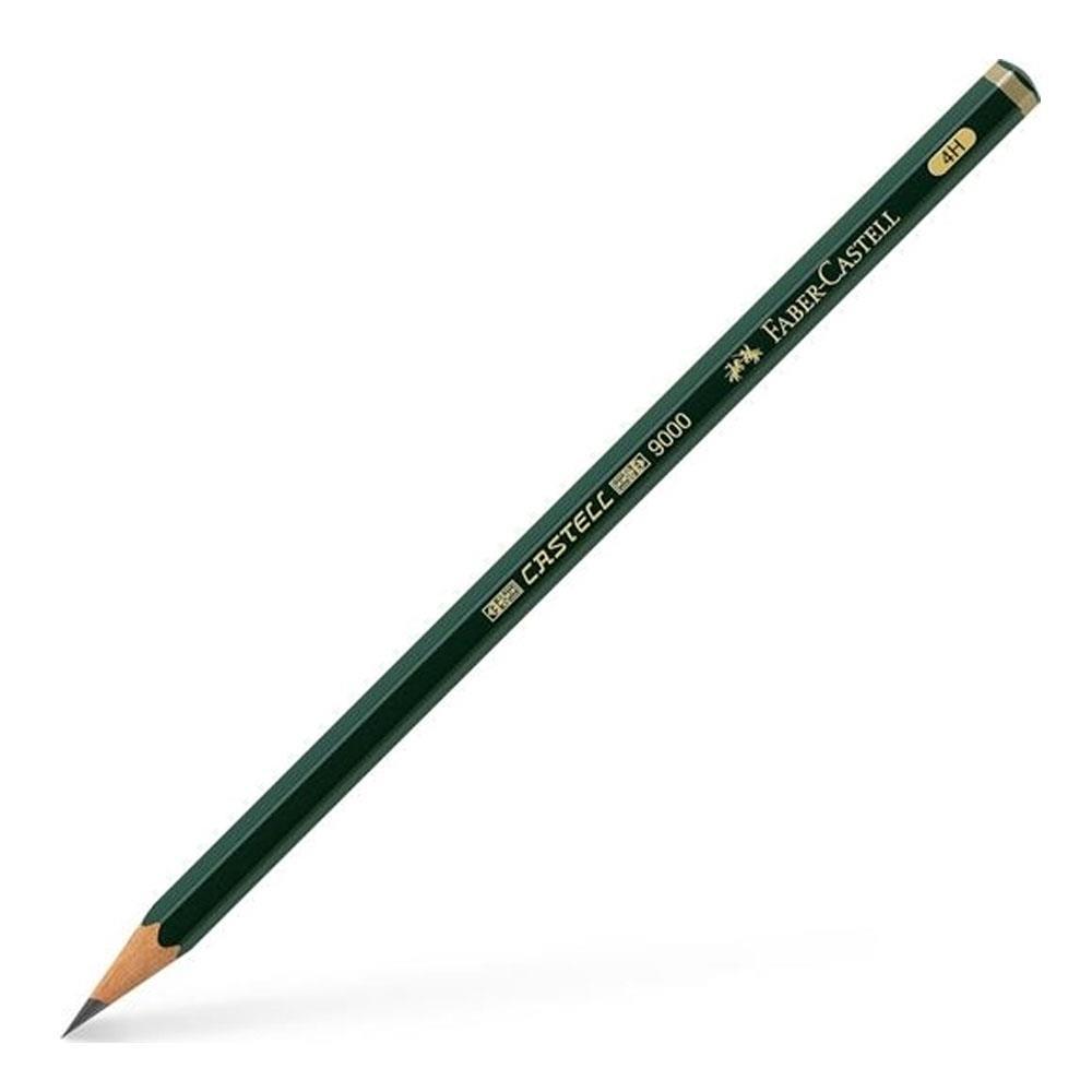 Μολύβι σχεδίου Faber 9000 4H