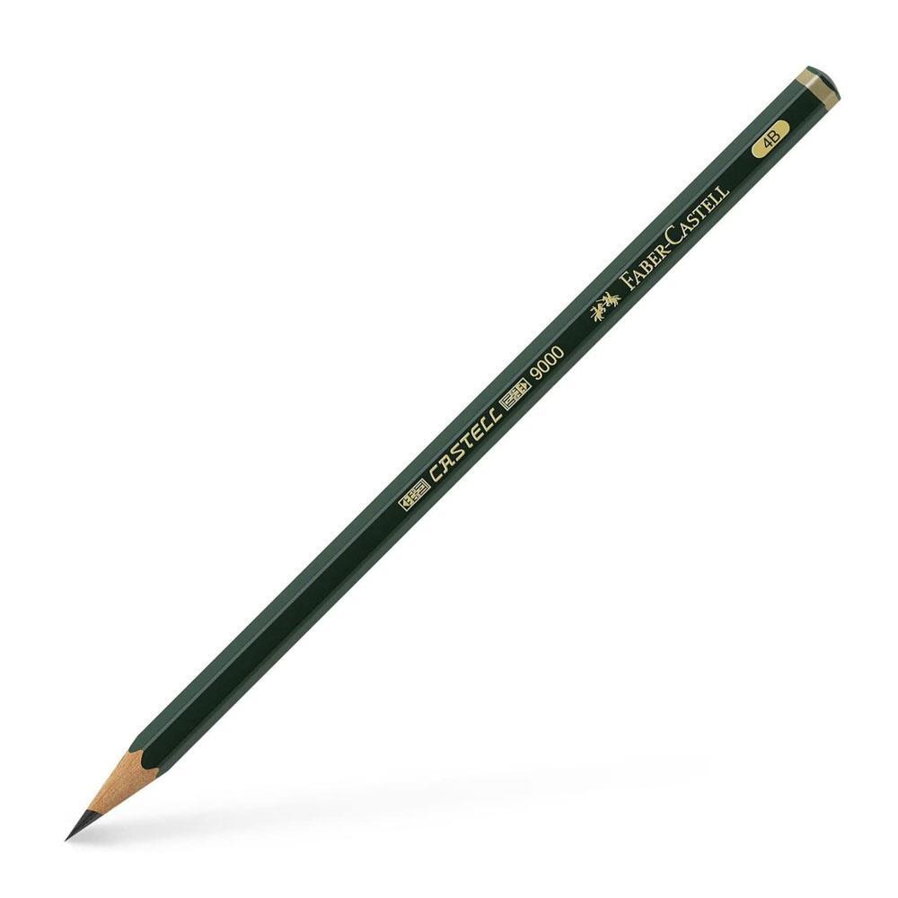Μολύβι σχεδίου Faber 9000 4B