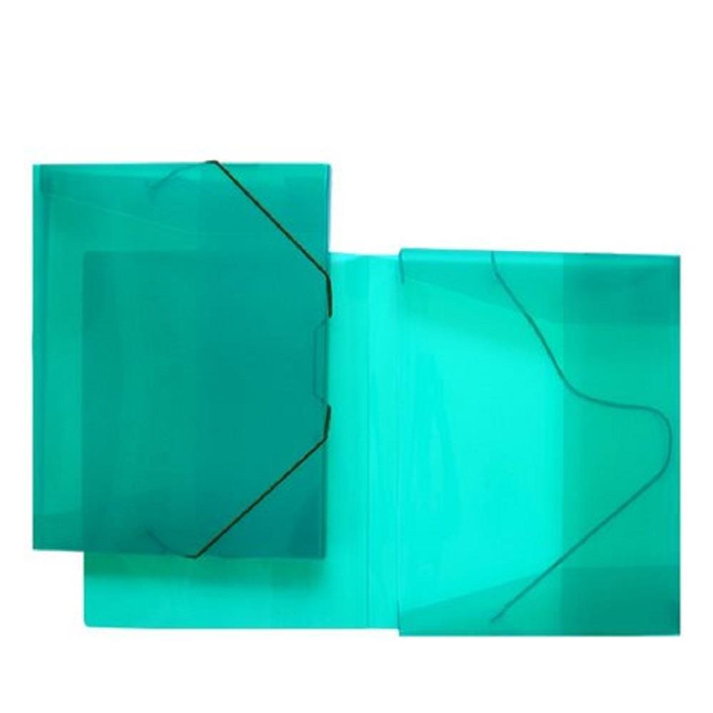 Κουτί λάστιχο 25x33x3 cm οπάλ πράσινο