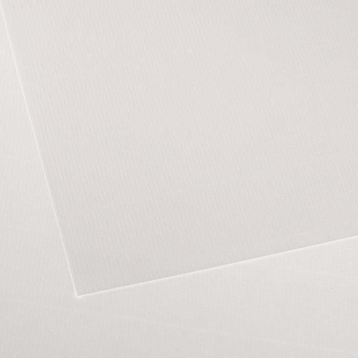 Χαρτί Canson ingres 50x65 cm 100 gr λευκό