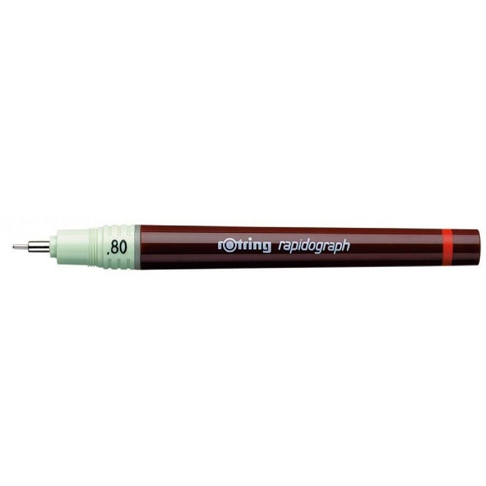 Ραπιδογράφος Rotring 0,80 mm 155080