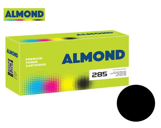 ALMOND TONER ΣΥΜΒΑΤΟ ΜΕ HP #85A/35A/36A BLACK 2.000Φ. ( Ν) #CE285A/CB435A/CB436A
