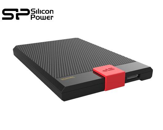 SILICON ΕΞΩΤΕΡΙΚΟΣ HDD USB 3.0 1TR ΜΑΥΡΟ DIAMONT