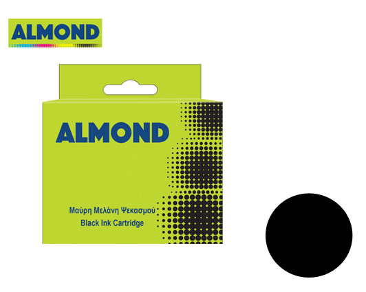 ALMOND INK ΣΥΜΒΑΤΟ ΜΕ CANON #PGI-550XL BLACK 22ml (N) #6431B001