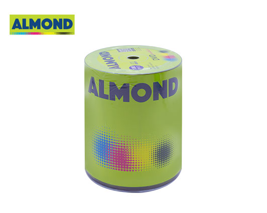 ALMOND DVD-R 4,7GB 16X 100 τεμ. PRINTABLE