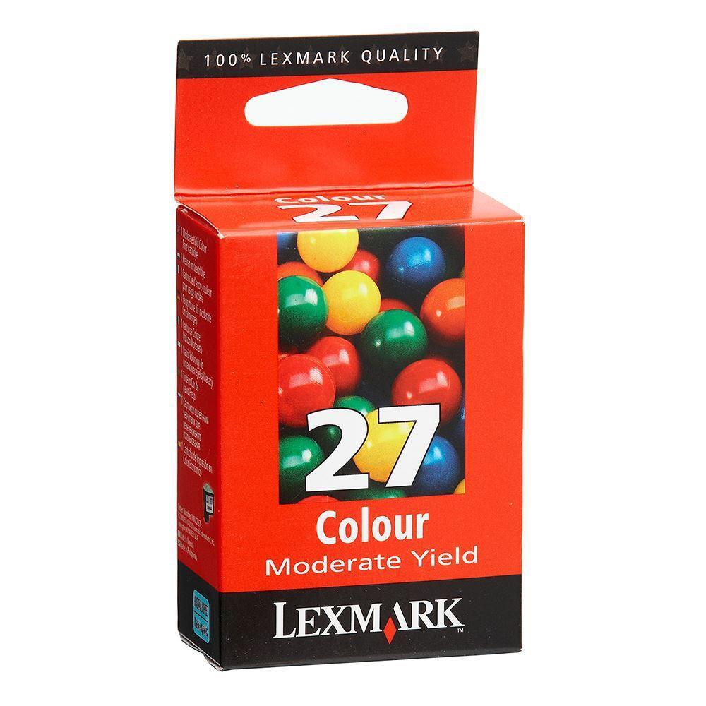 Μελάνι Lexmark 27 colour