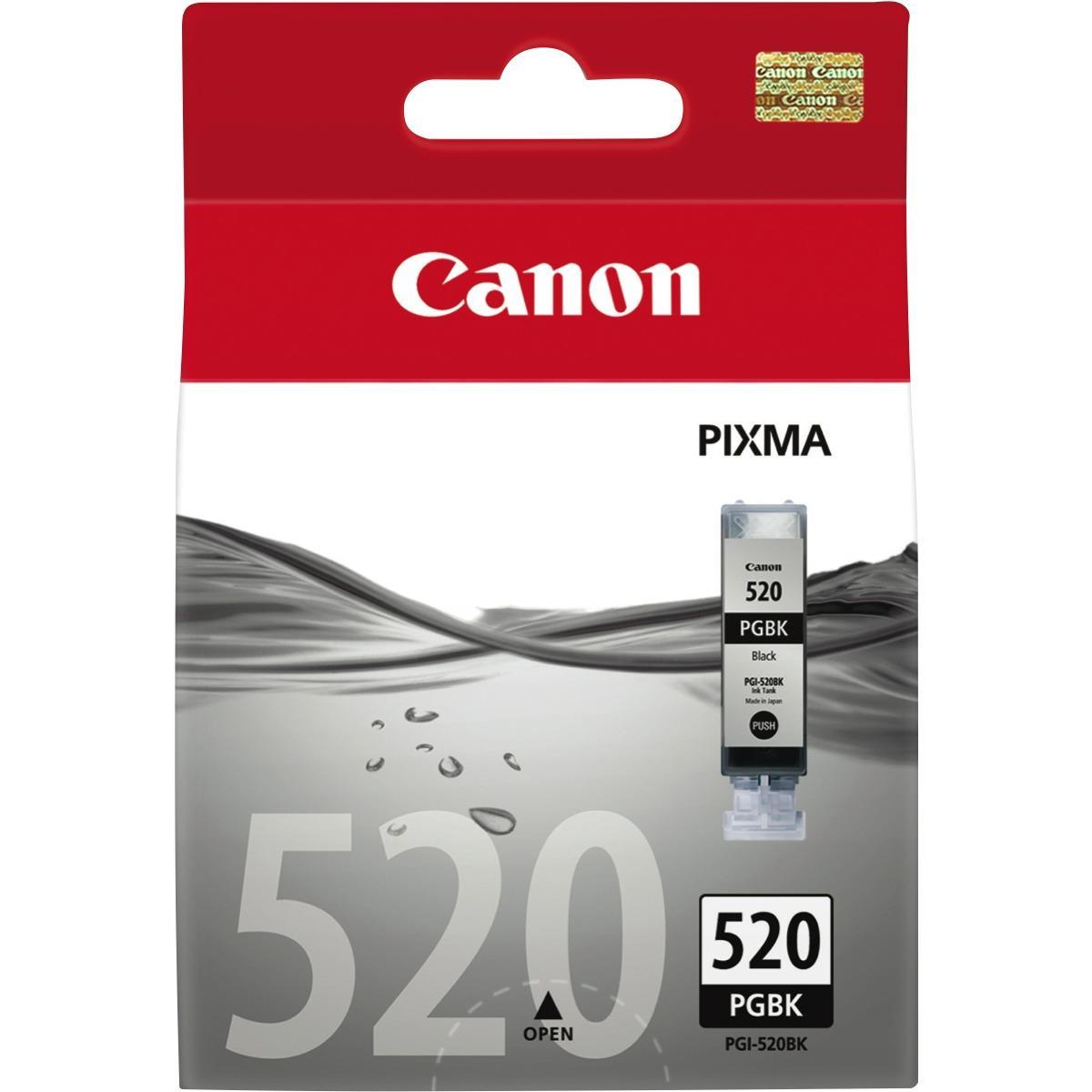 Μελάνι Canon PGI-520 black
