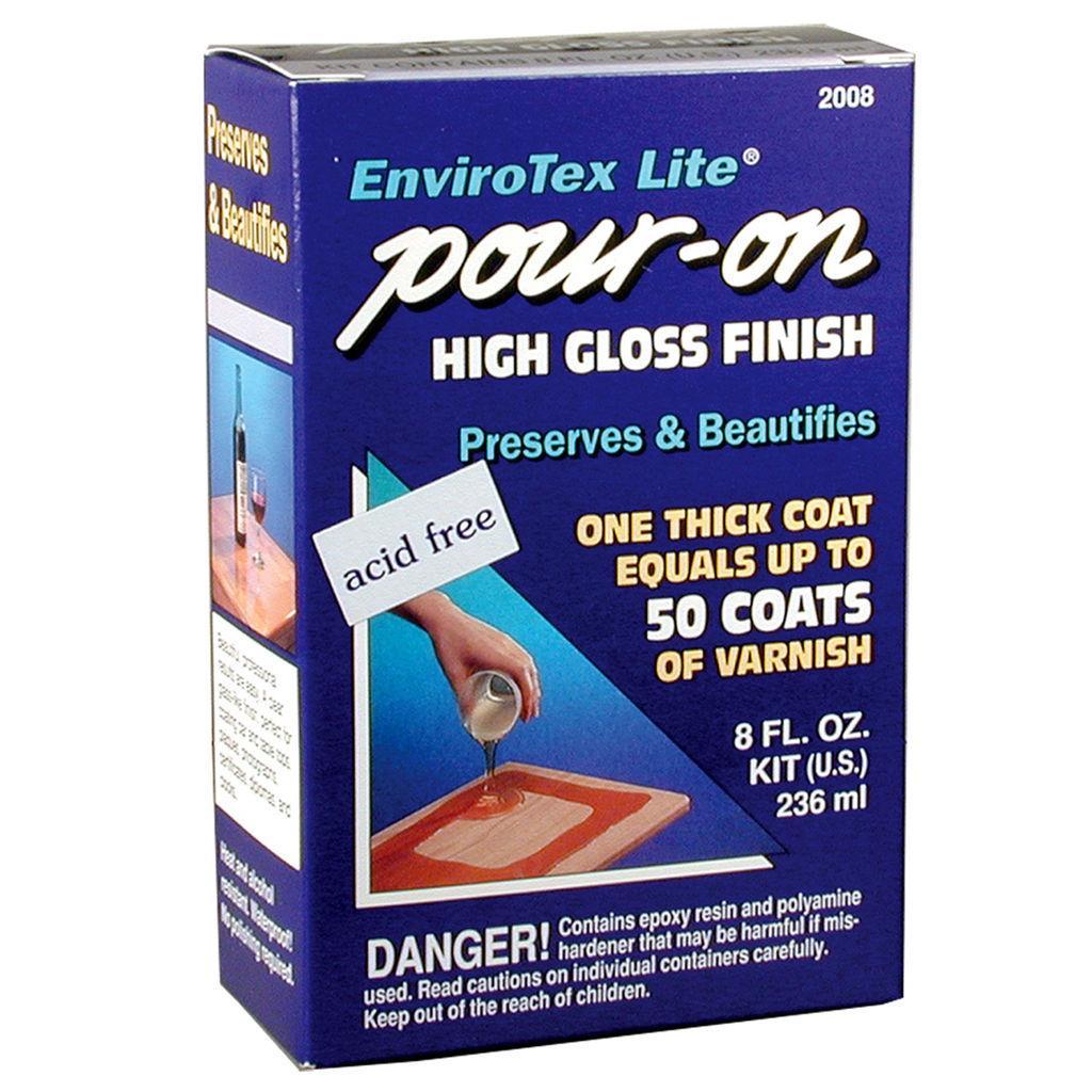 Υγρό γυαλί Envirotex lite 236 ml