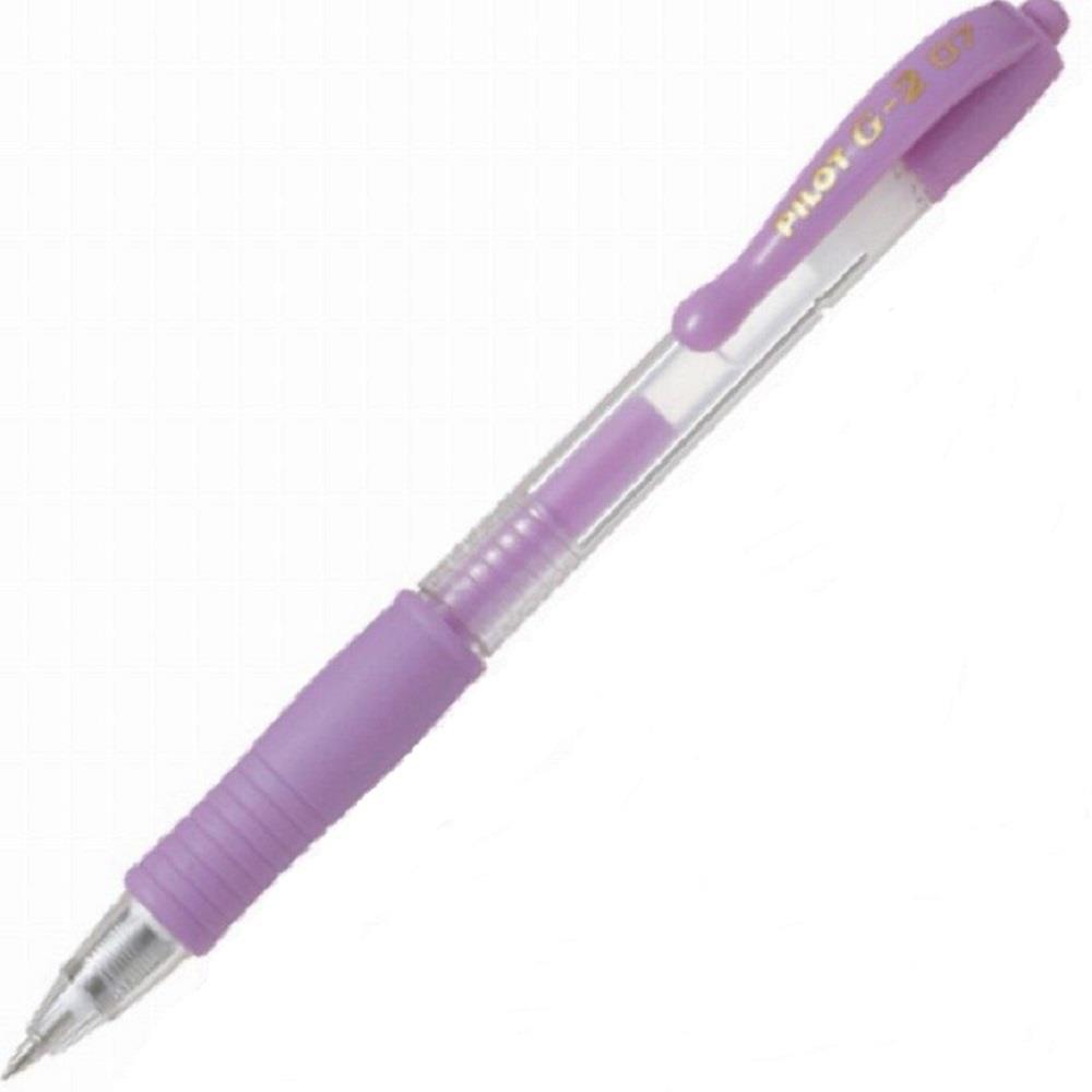 Στυλό Pilot g2 0,7 μωβ