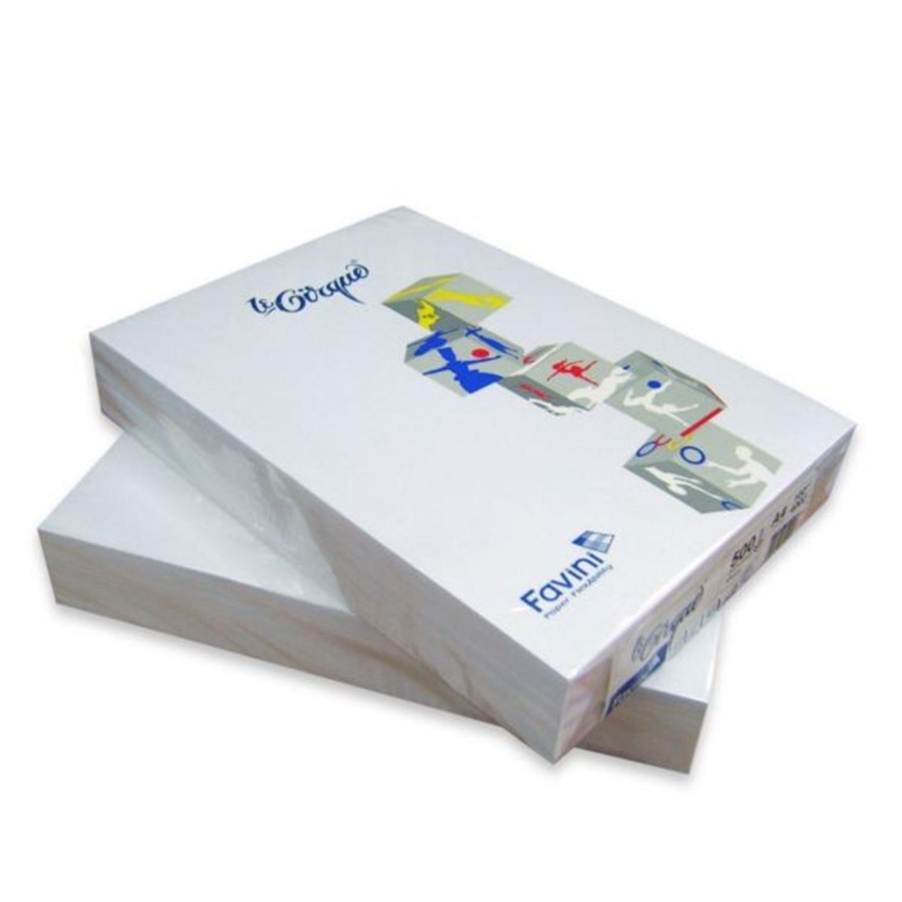 Χαρτονάκι Α3 Favini 200gr 150Φ λευκό