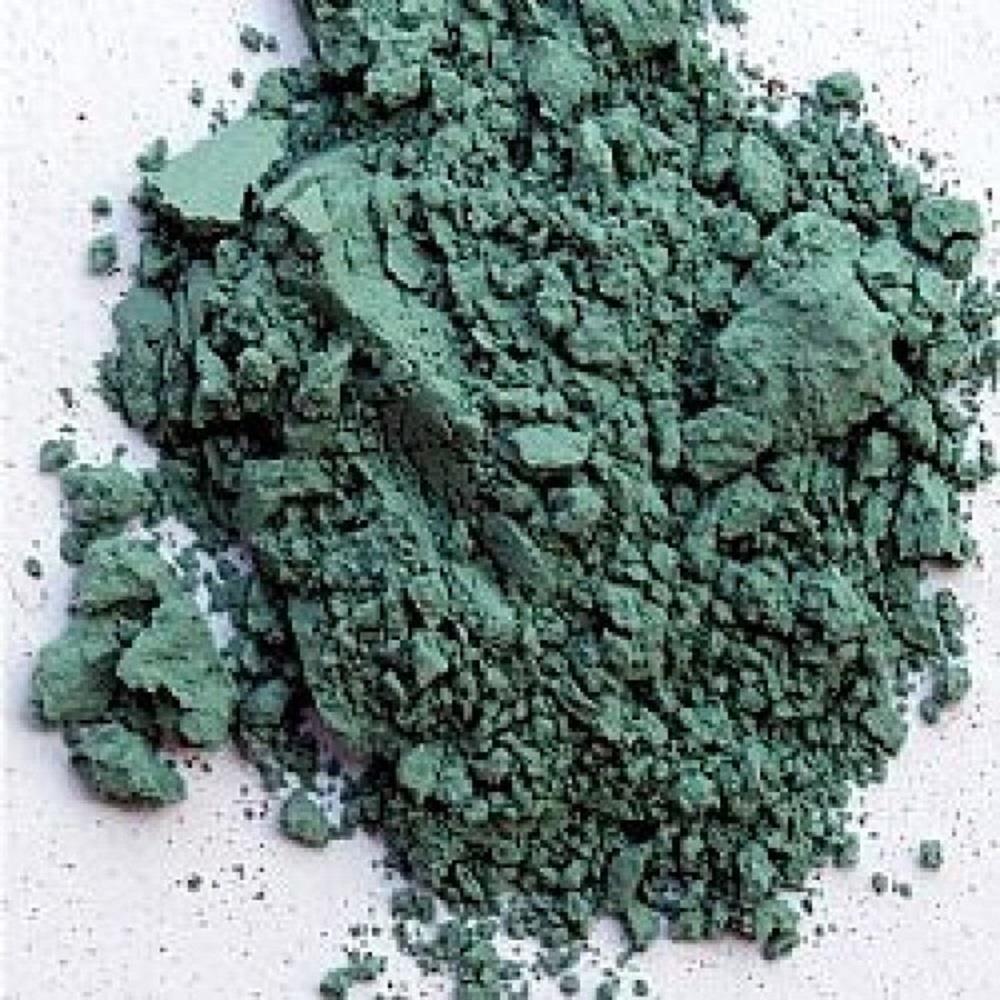 Σκόνη αγιογραφίας πράσινο τσιμέντου 100g